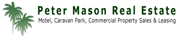 Peter Mason Real Estate Logo